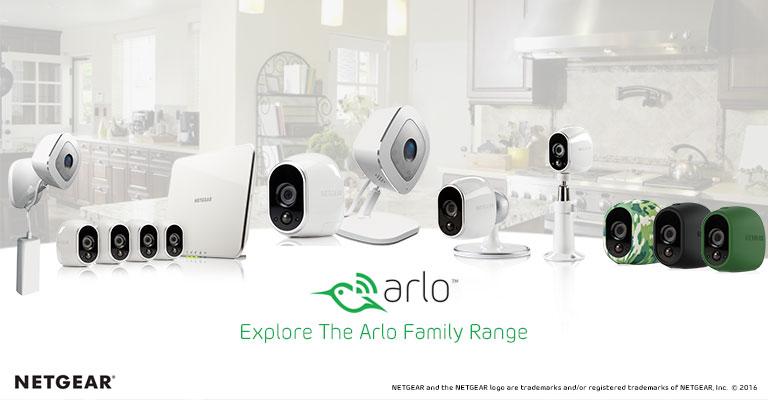 Netgear Arlo Family Range