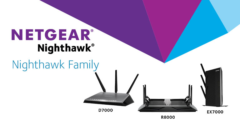 Netgear Nighthawk family