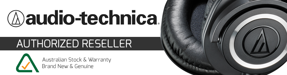 audio-technica banner