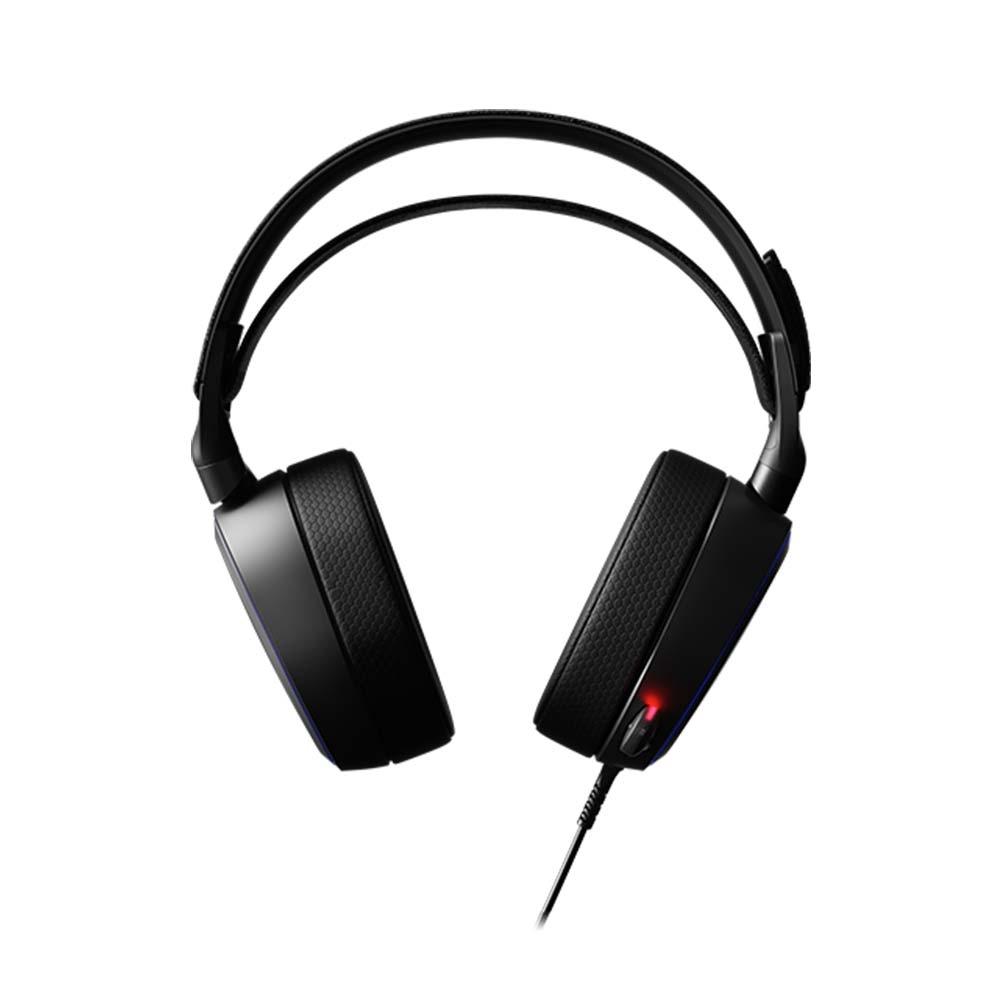 438f2afa9b3 SteelSeries Arctis Pro + GameDAC Gaming Headset High Res Audio RGB ...