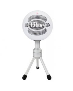 Blue Microphones Snowball iCE USB Microphone with HD Audio - White