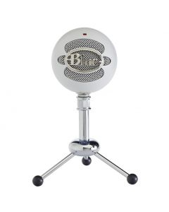 Blue Microphones Snowball Professional USB Microphone - White