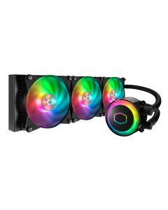 Cooler Master MasterLiquid ML360R Addressable RGB CPU AIO Liquid Cooler