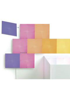 Nanoleaf Canvas Light Squares Smarter Kit - 9 Pack
