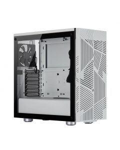 Corsair 275R Airflow Tempered Glass Mid-Tower ATX Gaming Case White