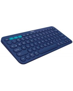 Logitech K380 Multi-Device Bluetooth Keyboard - Blue