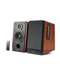 Edifier R1700BT - 2.0 Lifestyle Studio Bluetooth Speakers 66W RMS - Brown
