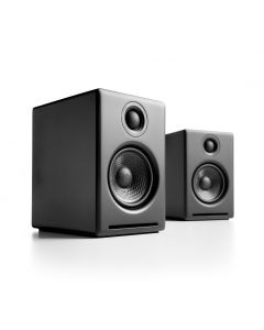 Audioengine A2+ Wireless Desktop Speakers - Satin Black