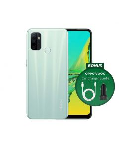OPPO A53 Mint Cream Unlocked Mobile Phone [Au Stock]
