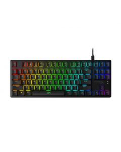 HyperX Alloy Origins Core TKL Mechanical Gaming Keyboard - Aqua Switches