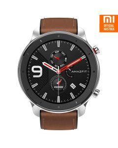 Xiaomi Amazfit GTR 47mm Smartwatch W1902TY2N - Stainless Steel (AU Stock)