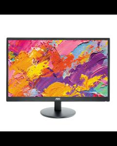 AOC E2470SWH 23.6in Full HD LED LCD Monitor