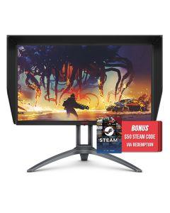 AOC AGON AG273QXP 27inch 170Hz QHD 1ms G-Sync Compatible Nano IPS Gaming Monitor