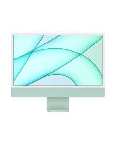 Apple M1 24-inch iMac with Retina 4.5K display 8-core CPU and 7-core GPU 256GB - Green MJV83X/A