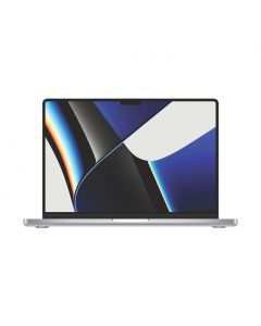 Apple MacBook Pro 14in M1 Pro Chip 8-Core CPU and 14-Core GPU 16GB 512GB Silver MKGR3X/A