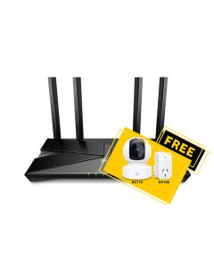 TP-Link Archer AX1500 Dual-Band Wi-Fi 6 Router