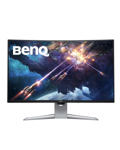 BenQ EX3203R 32in QHD 144Hz Curved FreeSync 2 HDR VA LED Monitor