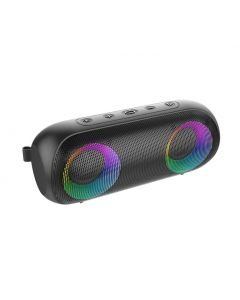 mbeat BUMP B2 IPX6 Bluetooth Speaker with Pulsing RGB Lights