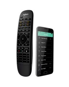 Logitech Harmony Companion Whole-home Control Universal Remote