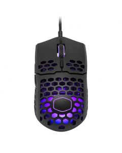 Cooler Master MasterMouse MM711 Lightweight Optical RGB Gaming Mouse - Matte Black