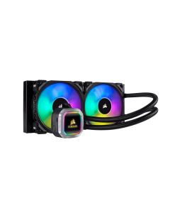 Corsair Hydro Series H100i RGB PLATINUM Liquid CPU Cooler