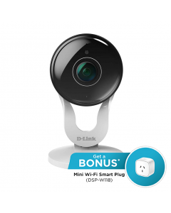 D-Link DCS-8300LH-US Wireless Full HD Wi-Fi Camera