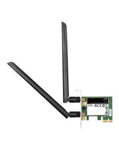 D-Link DWA-582 Wireless AC1200 Dual Band PCI-E Desktop Adapter