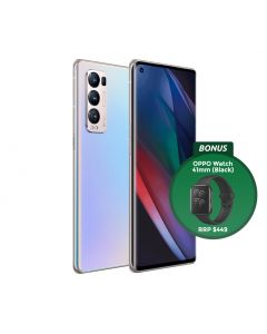 (Pre-Order) OPPO Find X3 Neo 5G 256GB - Galactic Silver