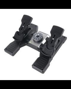Logitech G Flight Simulator Rudder Pedals