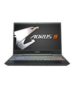 Gigabyte AORUS 5 NA-7AU1130SH 15.6in 144Hz FHD i7-9750H 16GB 512GB GTX1650 Gaming Laptop