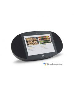JBL Link View - Smart Display Speaker with Google Assistant