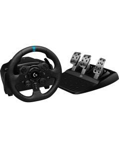 Logitech G923 TRUEFORCE Sim Driving Wheel for PS4/PC
