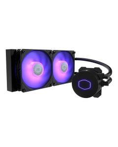 Cooler Master MasterLiquid Lite 240 V2 RGB Liquid CPU Cooler