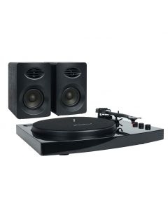 mbeat Pro-M Bluetooth Stereo Turntable Record Player System