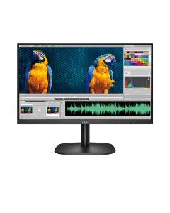 AOC 27B2H 27inch 75Hz FHD Flicker-Free Frameless IPS Monitor