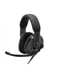 EPOS H3 Closed Acoustic Gaming Headset - Black