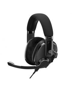 [Pre-Order] EPOS H3 Hybrid Closed Acoustic Gaming Headset with Bluetooth - Onyx Black