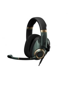 EPOS H6PRO Closed Acoustic Gaming Headset - Racing Green