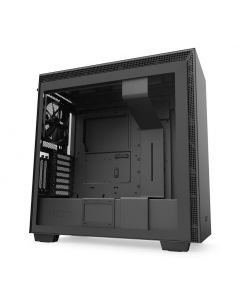 NZXT H710i Smart Gaming E-ATX Mid Tower Computer Case - Matte Black