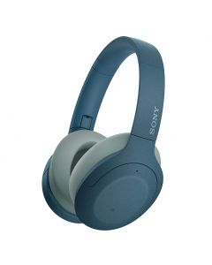Sony WH-H910N Hi-Res Wireless Noise Cancelling Headphones - Blue