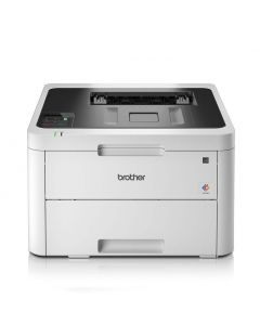 Brother HL-L3230CDW Networkable Colour Laser Printer With 2-Sided Printing