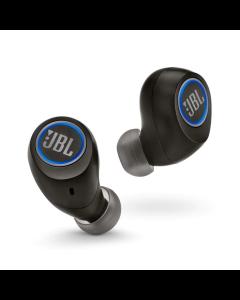 JBL Free X True Wireless In-Ear Headphones - Black