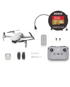 DJI Mini 2 4K Drone Fly More Combo + Bonus SD Card | AU Stock