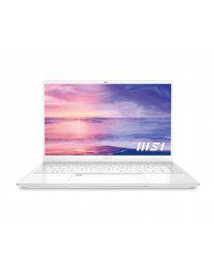MSI Prestige 14 A11SCX-294AU 14in FHD i7-1185G7 GTX1650 16GB 1TB Laptop Pure White