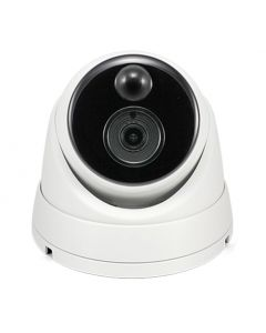 Swann 4K Ultra HD Thermal Sensing Dome IP Security Camera - NHD-888MSD
