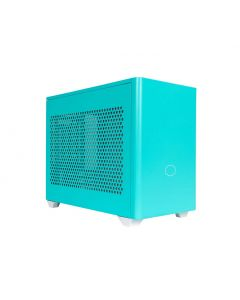 Cooler Master NR200P Mini ATX Computer Case - Caribbean Blue