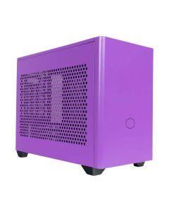 Cooler Master NR200P Mini ATX Computer Case - Nightshade Purple