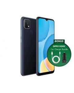 OPPO A15 6.5in Dual Sim 4G Phone - Dynamic Black
