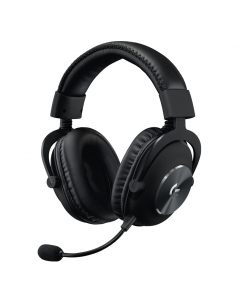 Logitech PRO X Gaming Headset with Blue VO!CE