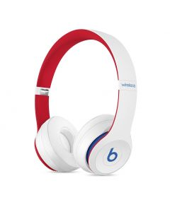 Beats by Dre Solo3 Wireless On-Ear Headphones - Club Collection - Club White